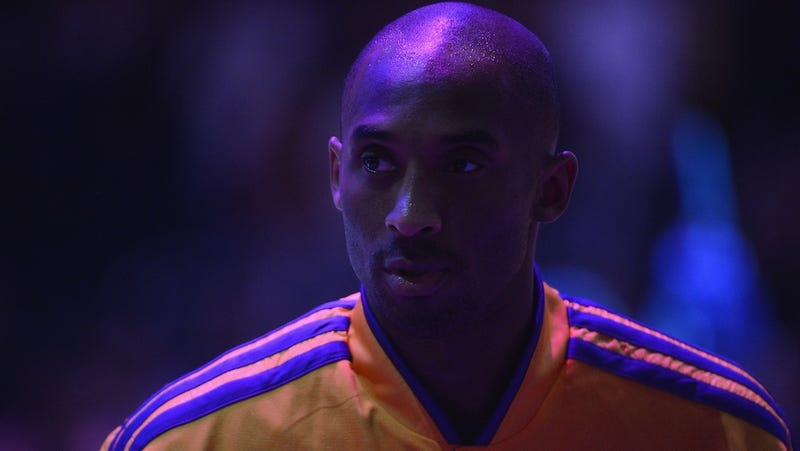 Illustration for article titled Everything About This Kobe Bryant Interview Is Wonderful