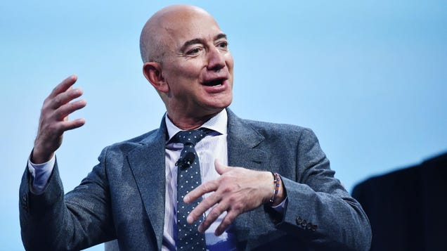 $28 Million Ticket-Holder for Jeff Bezos's Flight to Space Suddenly Has Something Better to Do