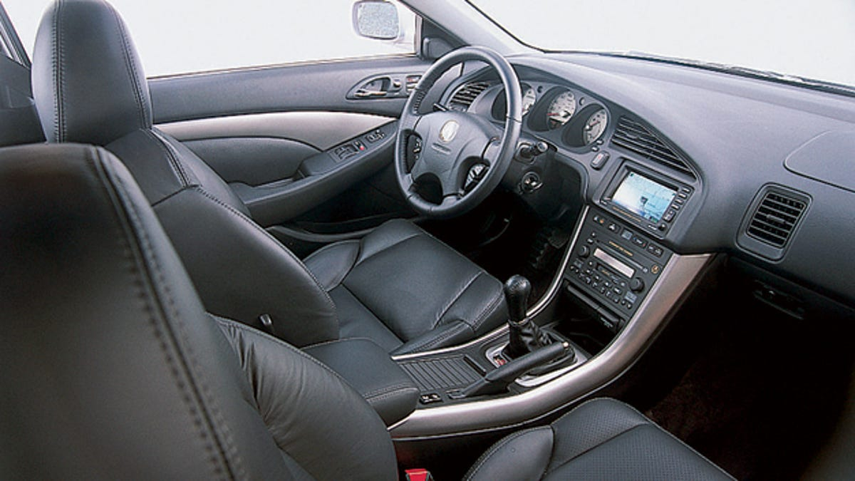 2001 acura cl manual transmission