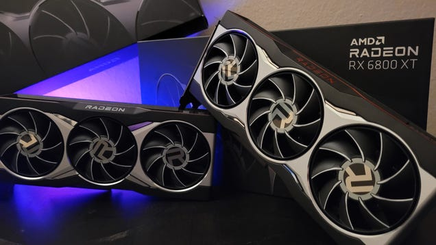 AMD s Launching a New Graphics Card Next Week