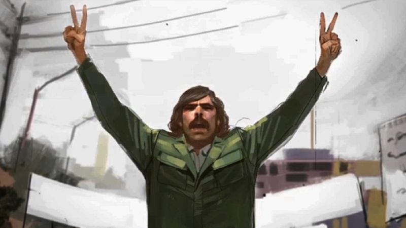 Illustration for article titled A Grand Theft Auto III developer is making a video game about the 1979 Iranian revolution