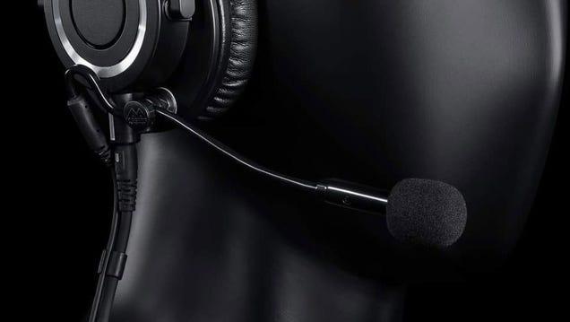Head to Head to Head with Three Add-On Headphone Mics