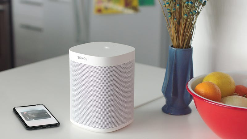 Illustration for article titled How to (Finally) Stream Music to Your Sonos Speaker Using AirPlay 2