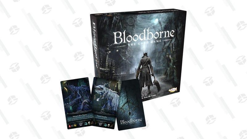 Bloodborne: The Card Game | $21 | Amazon