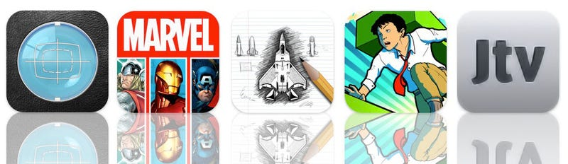 Illustration for article titled This Week's 10 Best iPhone Apps