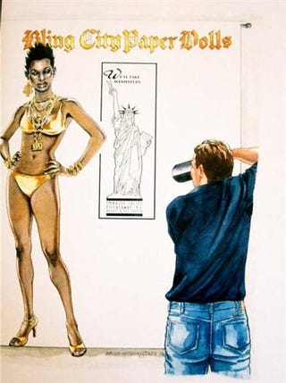 Illustration for article titled Dolls Like Me