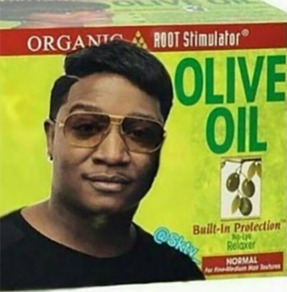 Meme depicting Yung Joc's new hairstyleTwitter