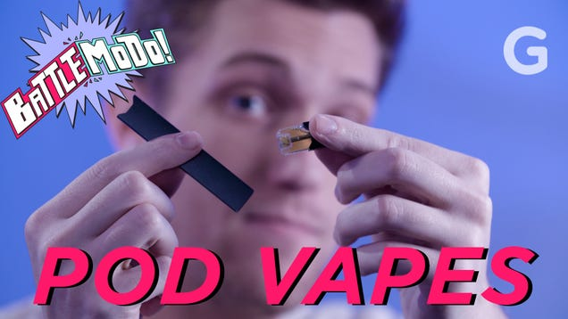 Is Juul the Best Pod Vape or What?