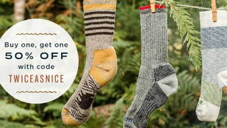 Buy One, Get One 50% Off Stocking Stuffers | United By Blue | Promo code TWICEASNICE