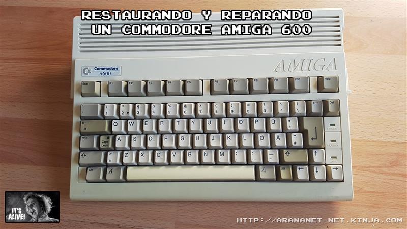 Illustration for article titled RESTAURANDO Y REPARANDO UN COMMODORE AMIGA 600