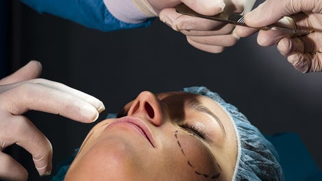 Skip the Gym, Plastic Surgeons Can Now Sculpt Belly Fat Into