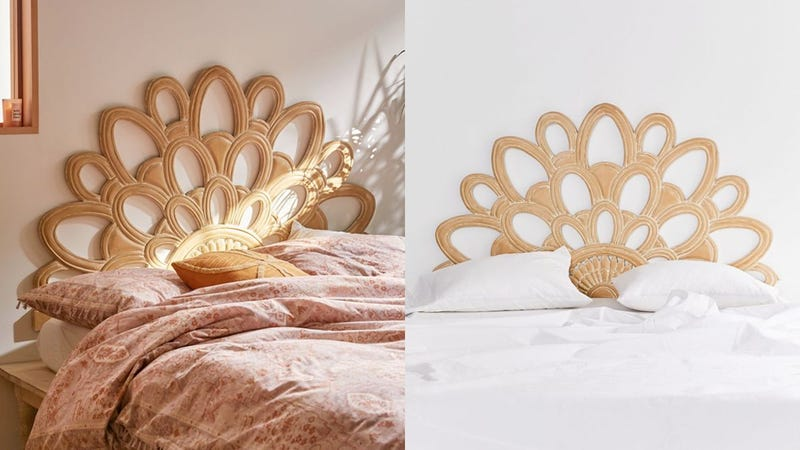 Magdalene Floral Headboard | $249 | Urban Outfitters
