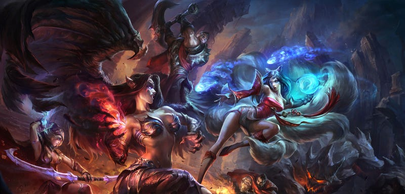 "Illustration for article titled League Of Legends ""Hacker"" Avoids Jail Sentence"