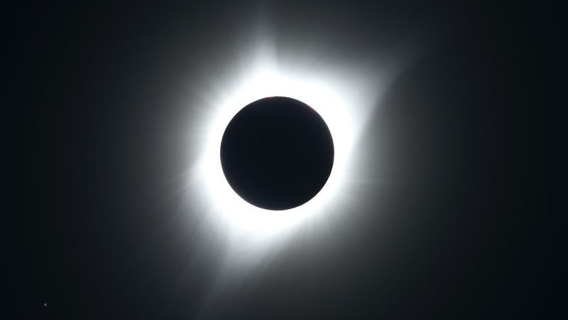 Illustration for article titled Cómo ver el eclipse solar de hoy desde cualquier lugar del mundo