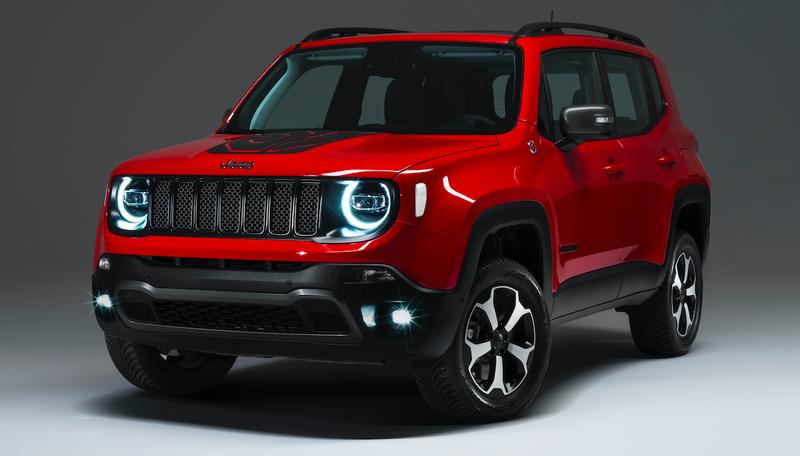 All photos: Jeep
