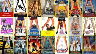 Illustration for article titled Have You Ever Noticed That All Movie Posters Look the Same?
