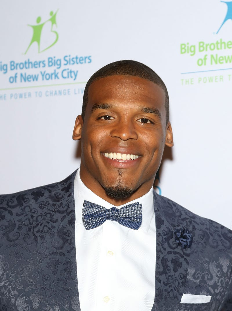 Cam Newton Manny Carabel/Getty Images