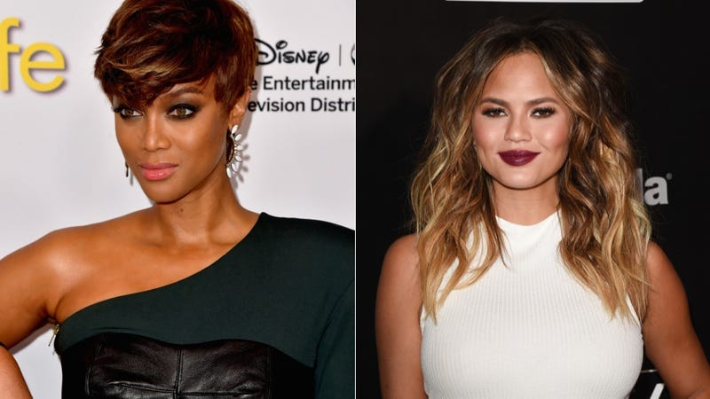 Tyra Banks Did Not QuitFABLife Over a Chrissy Teigen Blood Feud