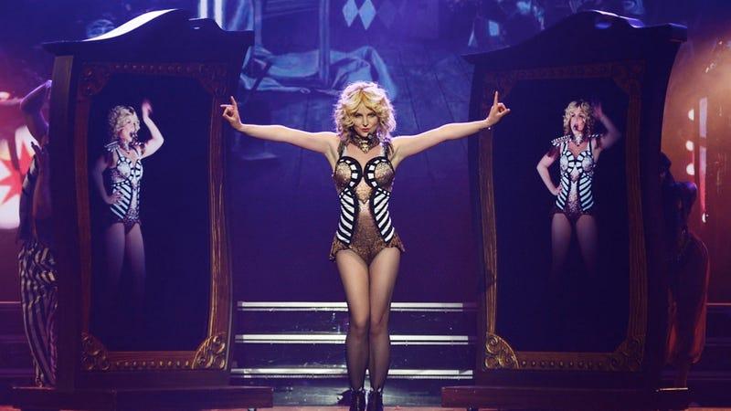 Illustration for article titled Britney Spears Began Her Career in Las Vegas Purgatory Last Night