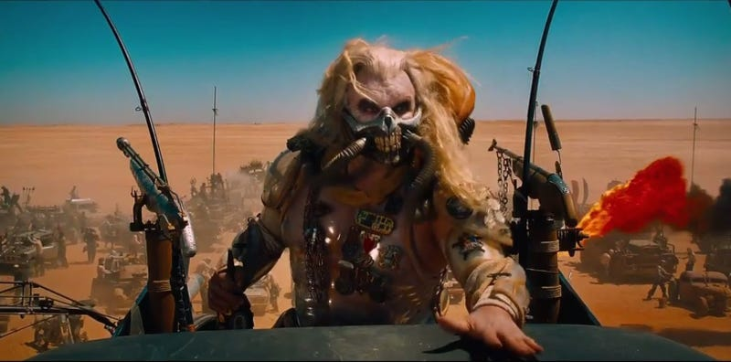 Illustration for article titled Does Director George Miller Suddenly Not Want to Make Any Mad Max Movies?