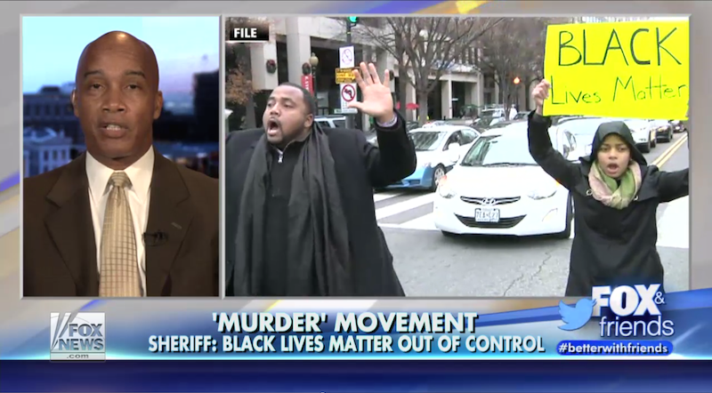 Illustration for article titled Fox News Continues to Try to Make 'Black Lives Matter Is a Hate Group' Happen