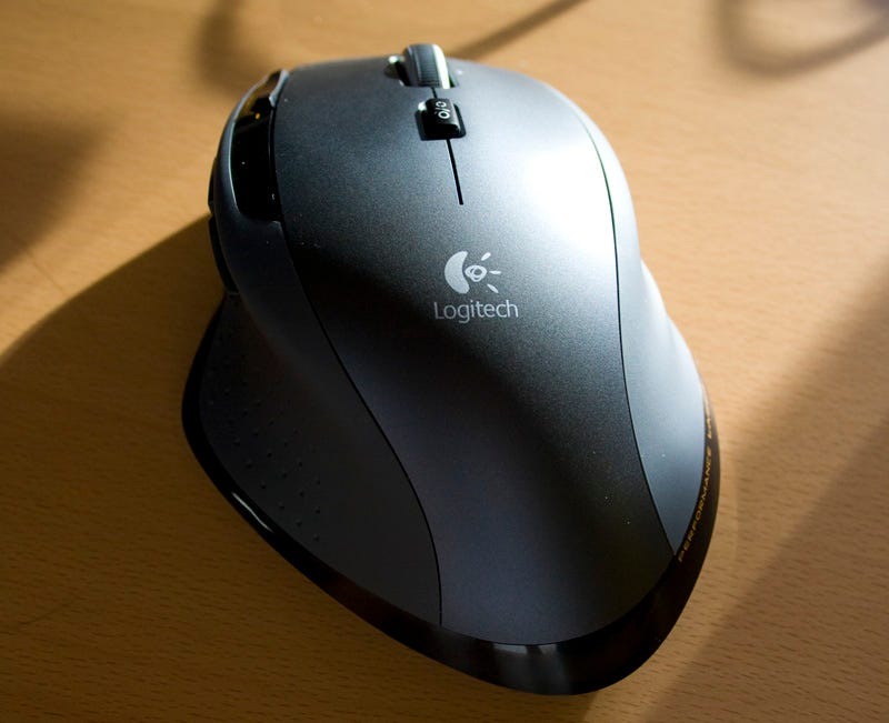 Logitech mx 1000 laser mouse manual