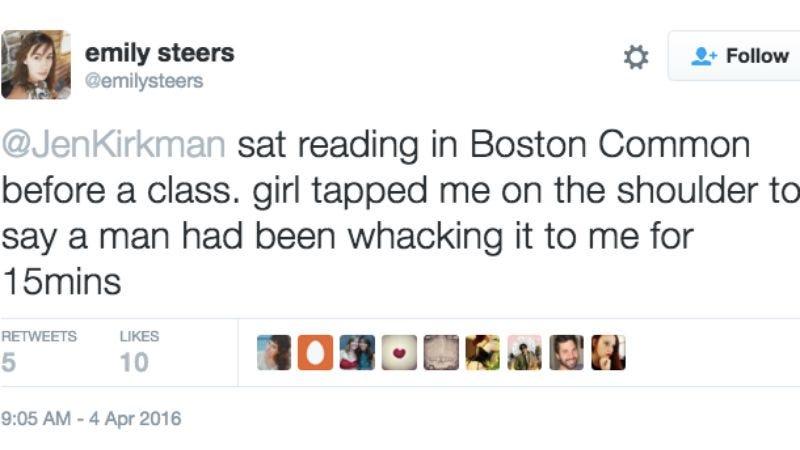 Illustration for article titled Comedian Jen Kirkman retweets women's tales of harassment