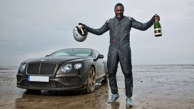 Idris Elba: No Limits (Photo: Discovery Channel)