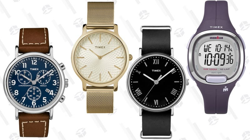 Extra 20% off Sale Styles (Men | Women)  | Timex | Promo code AUTUMN20