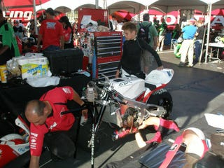 Illustration for article titled 13-Year-Old Motorcycle Racer Dies At Indy Motor Speedway