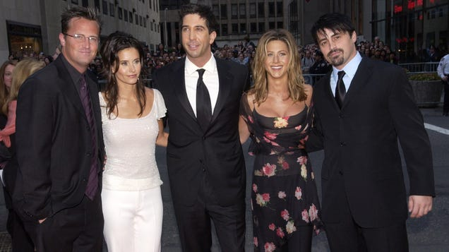 Read this: Why Friends is the probably the only show safe from a reboot