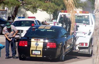 Illustration for article titled Stolen Mustang GT-H Recovered, Six Months Later
