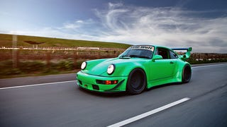 I'm trying to figure out why I like 911 RWBs