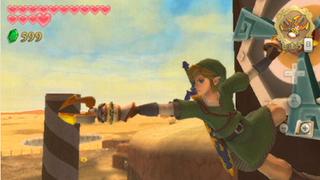 Zelda Designer Tried Skyrim Because The Name Sounds Like Skyward Sword