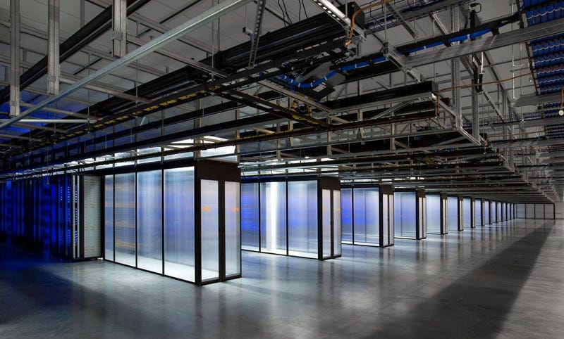 Illustration for article titled Facebook's Wind-Powered Data Center Is Now Processing Your Posts