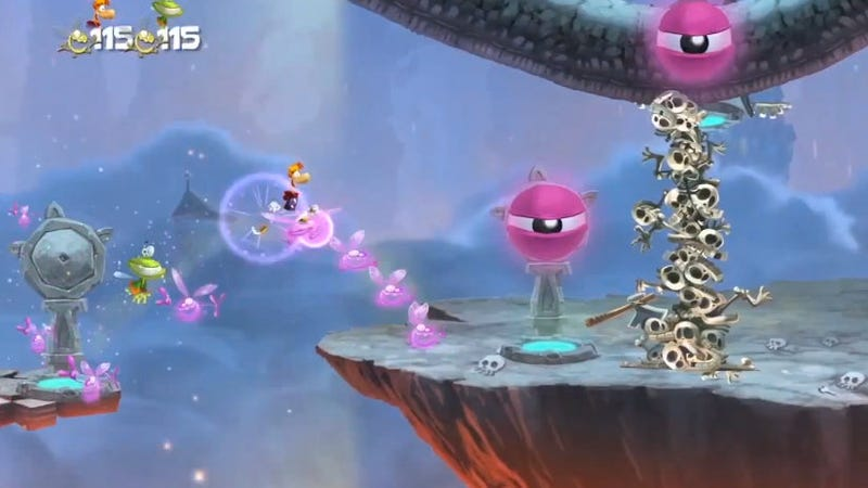 Illustration for article titled Rayman Legends Was Supposed to Be Out Today on Wii U. But, Hey, Here's a Silver Lining.