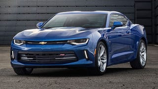 Illustration for article titled Thoughts on the 2016 Camaro Turbo