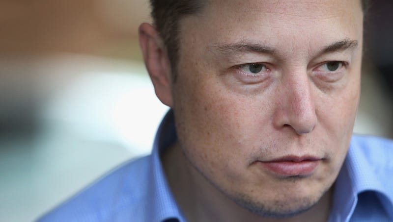 Illustration for article titled Elon Musk Embarrassed After Realizing He Proposing Idea For Thing That Already Exists