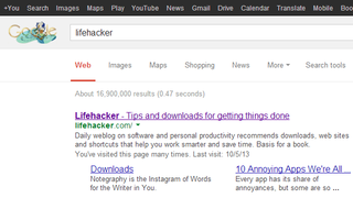 Illustration for article titled Proper Menubar Brings Back Google's Trusty Black Bar