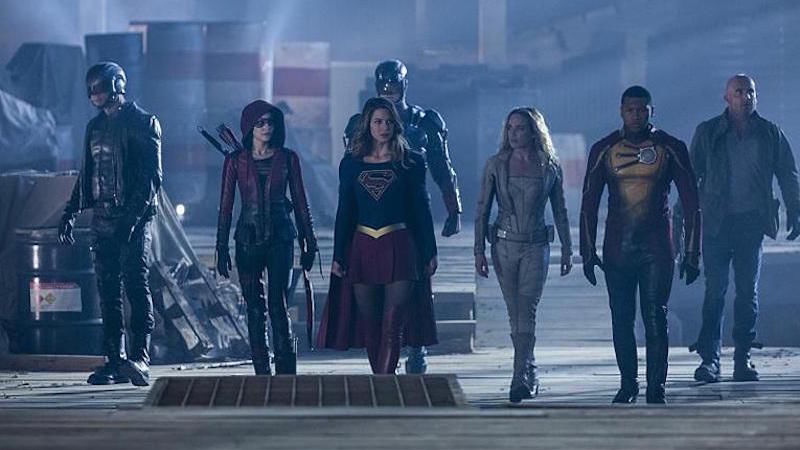 The CW Reveals Two-Night Dates for 2017 Superhero Series Crossover