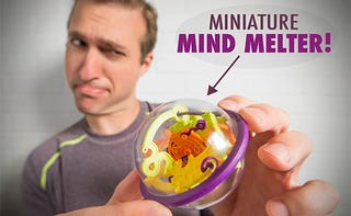 Illustration for article titled The World's Smallest Perplexus Puzzle Looks Like a Nightmare To Solve