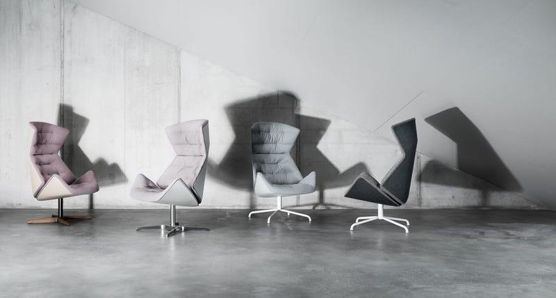 Illustration for article titled Furniturelopnik: Thonet 808.