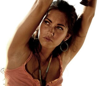 Illustration for article titled Megan Fox dropped from Transformers 3. Has she already been replaced?