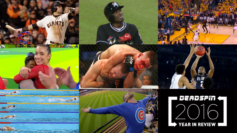 84a113bc35a Deadspin's Favorite Sports Moments Of 2016