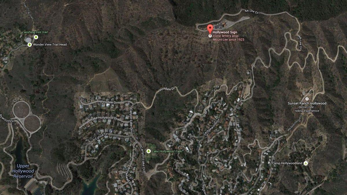 Dead Kid On Google Maps on