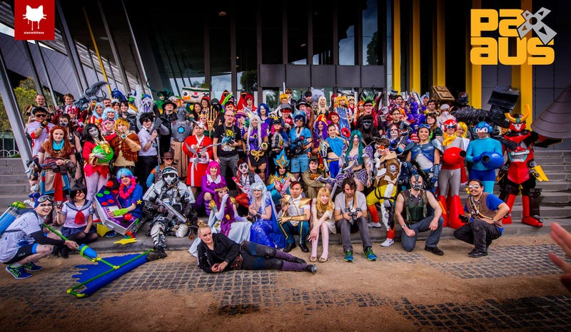 Illustration for article titled PAX Australia, Through A Cosplayer's Eyes