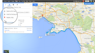 Google Maps Gets Multiple Destinations, Reservations, and Events