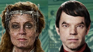 Illustration for article titled Why are these headshots from Cloud Atlas so disturbing?