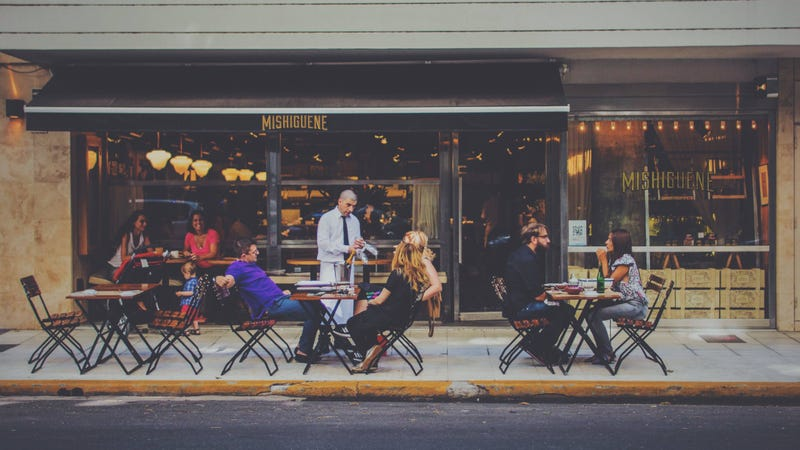 What's the Best Outdoor Dining in Your City?