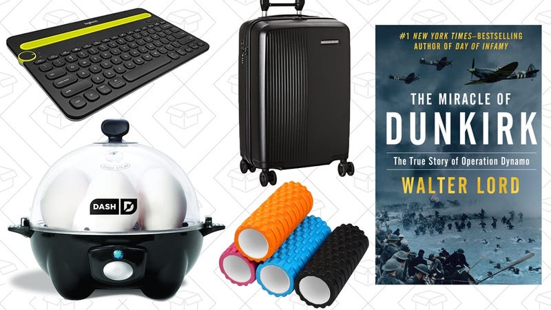 Sunday's Best Deals: Dash Go Egg Cooker, Luggage Sale, Firefly ...